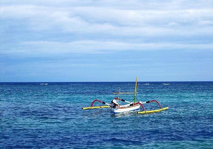 巴厘岛旅游景点:库塔海滩kuta