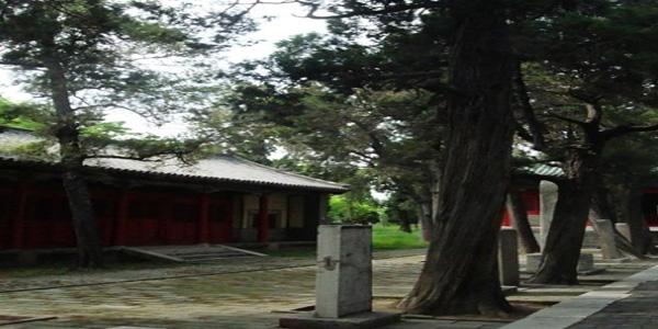 洛阳周公庙