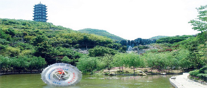 桃花岛安期峰景区
